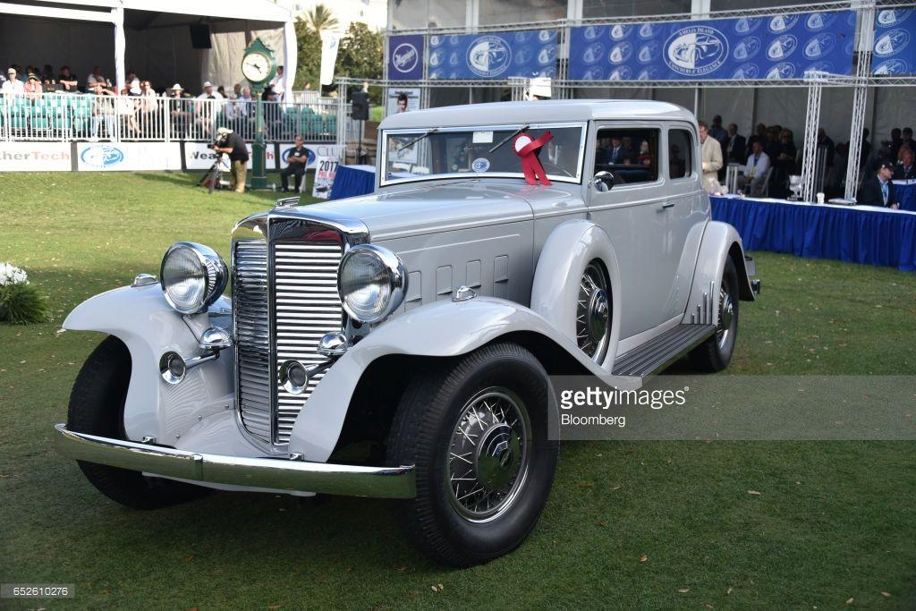 Inside The Amelia Island Concours D'Elegance Car Show