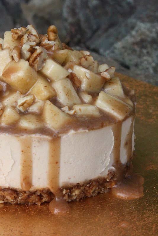 Raw caramel apple cheesecake sweetly raw vegetarian pinterest raw caramel apple cheesecake sweetly raw caramel apple cheesecakecaramel applesvegan cheesecakeraw dessertsbanana dessert recipessimple forumfinder Images