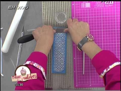 El chef juan carlos nos instruyó con técnicas de decoración en ...