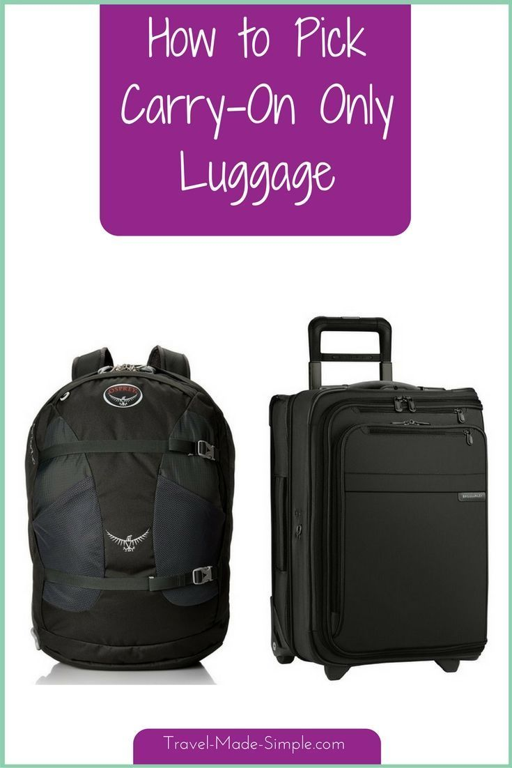 665f92cb5758 Best Carry-on Luggage  Plus Tips for Choosing the Right One ...