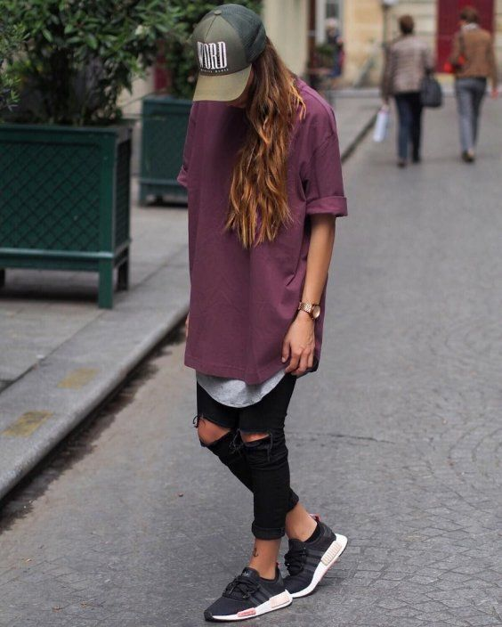 The Guide to Tomboy Style Outfits