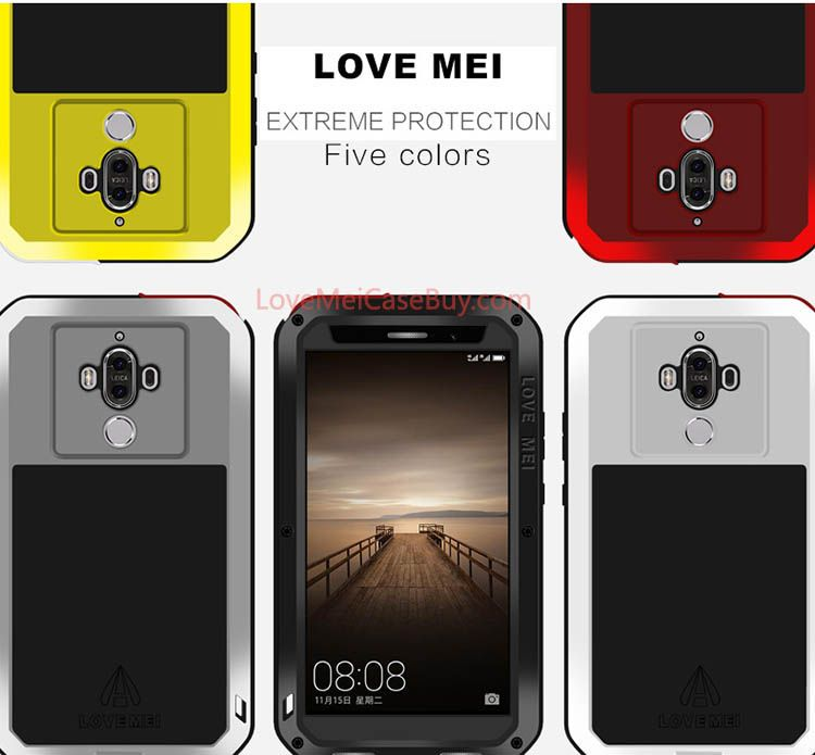 Love Mei Powerful HuaWei Mate 9 Protective Case