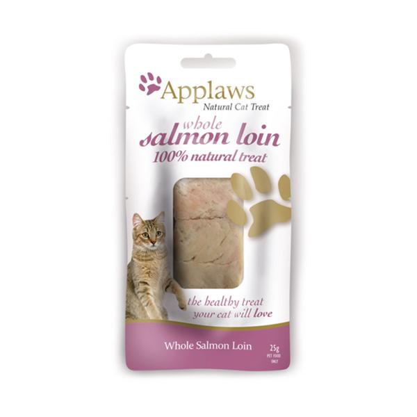 Applaws Cat Loin Treat Salmon Pet Circle Natural Cat Treats Salmon Treats Food Animals
