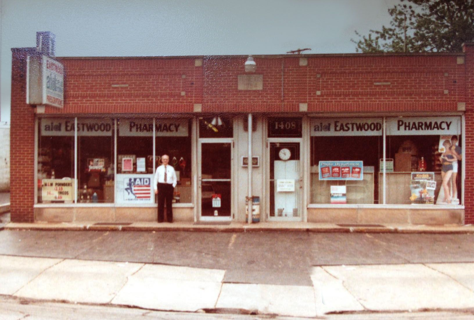 Goodyear Heights East Akron History Eastwood Pharmacy 1980s