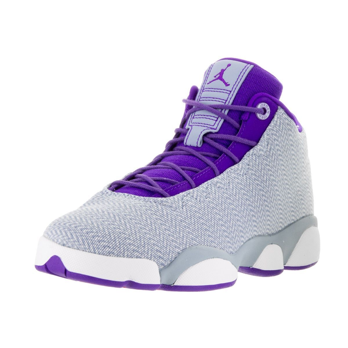 a2f42c46ac69d2 Nike Jordan Kids Jordan Horizon Low Gg Blue  Frc Purple Embr Glw Basketball  Shoe