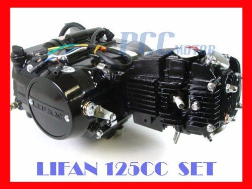Lifan 125cc Motor Dirt Bike Engine Complete Set From Pcc Motor Bike Engine Engineering Dax
