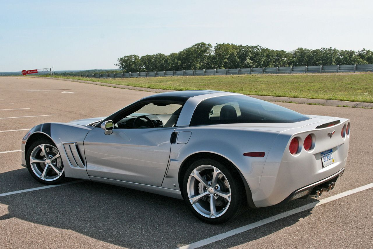 Chevrolet Corvette Grand Sport Corvette grand sport
