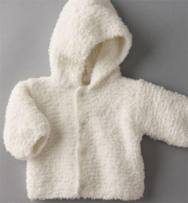 paletot bebe tricot gratuit