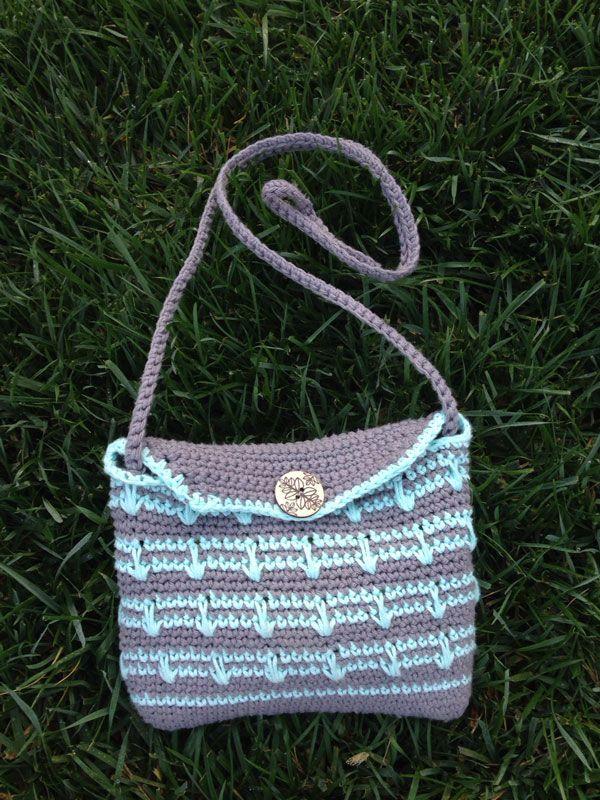 Essentials Purse Free Crochet Pattern Pinterest Crochet Purse