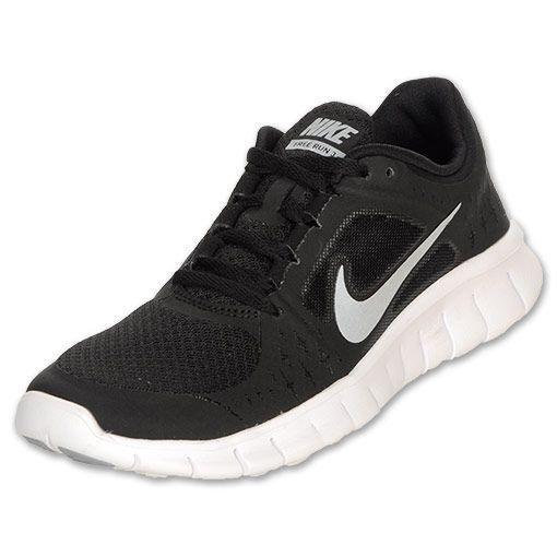 Enfants Noir Nike Free Run 3