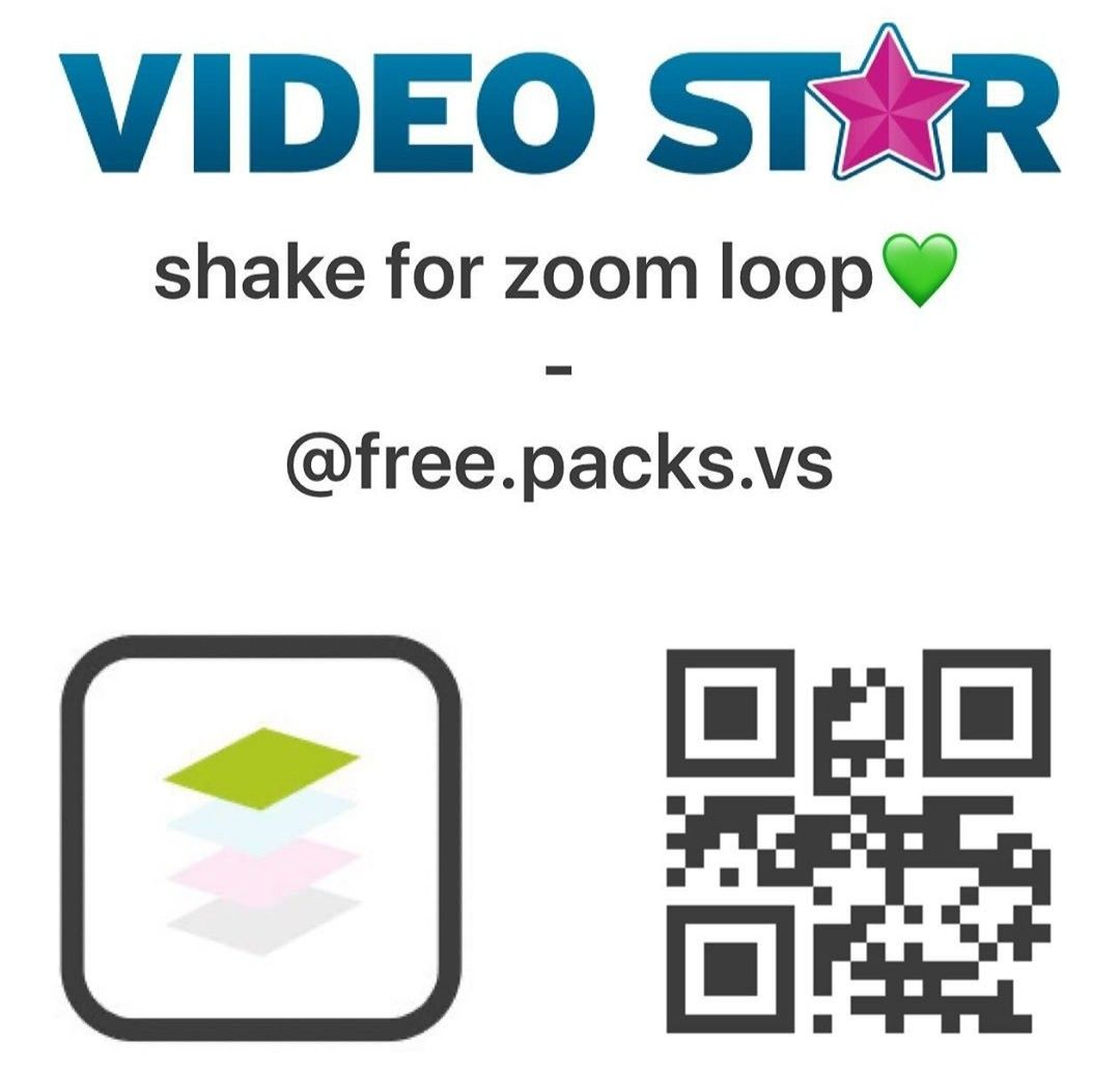 Pin By ꮸꭼꮢꭼꮑ ꮥꭿꮢꭼ On Video Star Free Presets Free Qr Code Coding Video Editing Apps