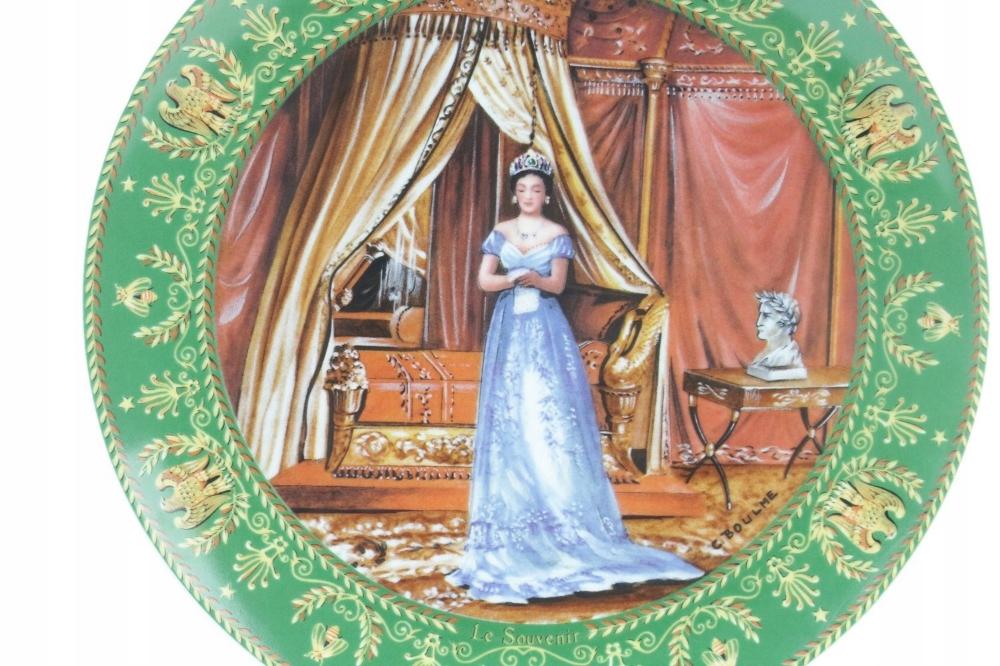 Pchli Targ Talerz Napoleonski Limoges 8798446722 Oficjalne Archiwum Allegro Limoges Zelda Characters Character