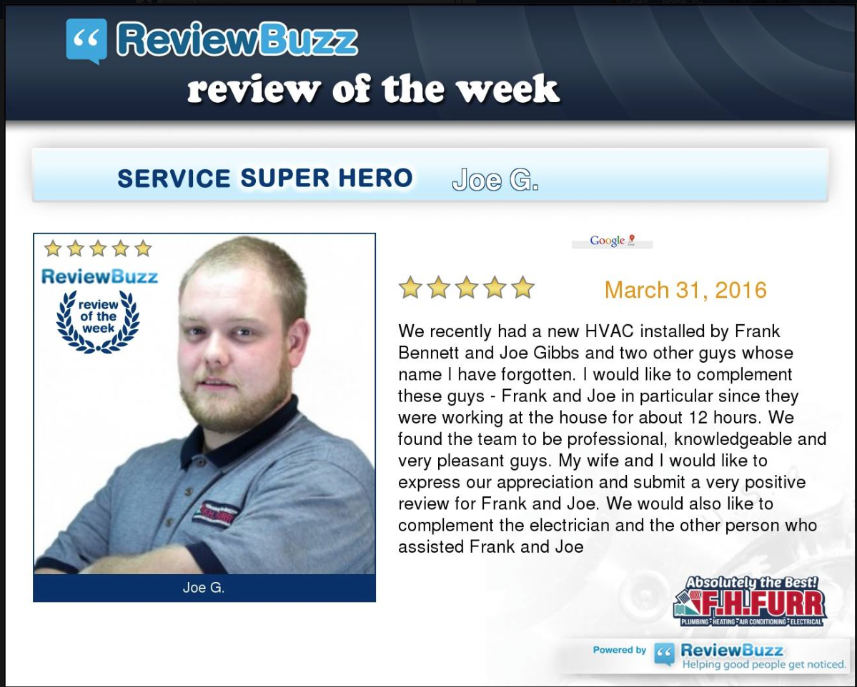 Way To Go Frank Joe And Team Hvac Installation Guys Superhero