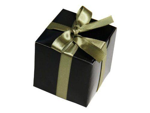 "100 2""x2""x2"" Wedding Favors Boxes - Black BalsaCircle http://www.amazon.com/dp/B008NEYVW8/ref=cm_sw_r_pi_dp_6Xyoub149DPSW"