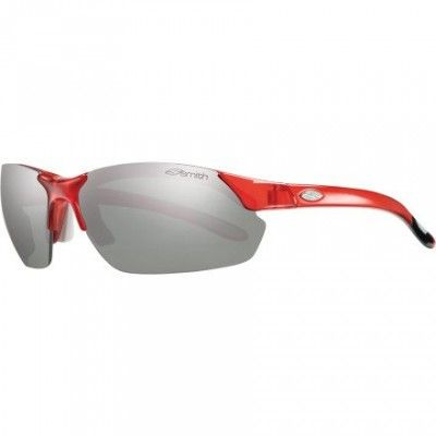 d92857e953244 Óculos Smith Parallel Max Interchangeable Sunglasses Crystal  Poppy Platinum Ignitor-Clear