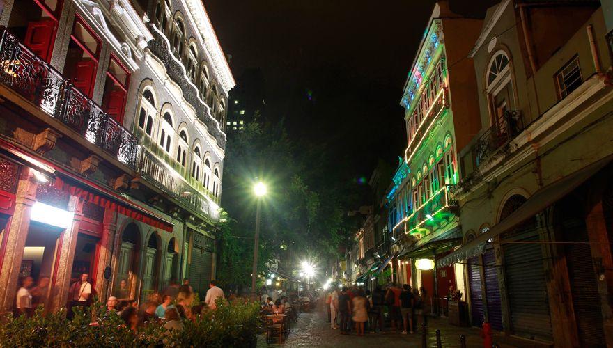 Rua do Lavradio, Lapa, Rio de Janeiro