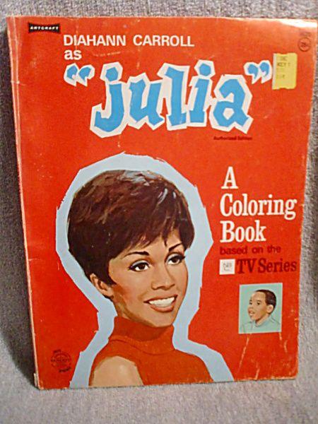 Julia Tv Show Google Search Vintage Coloring Books Coloring Books Kids Coloring Books