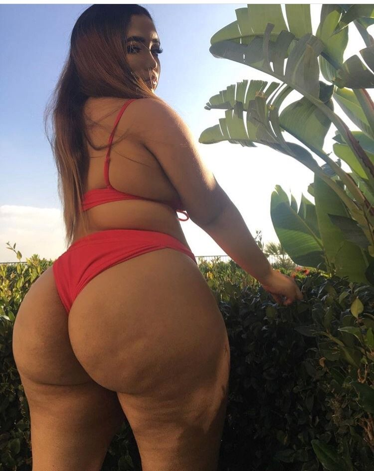 Big booty thick thighs
