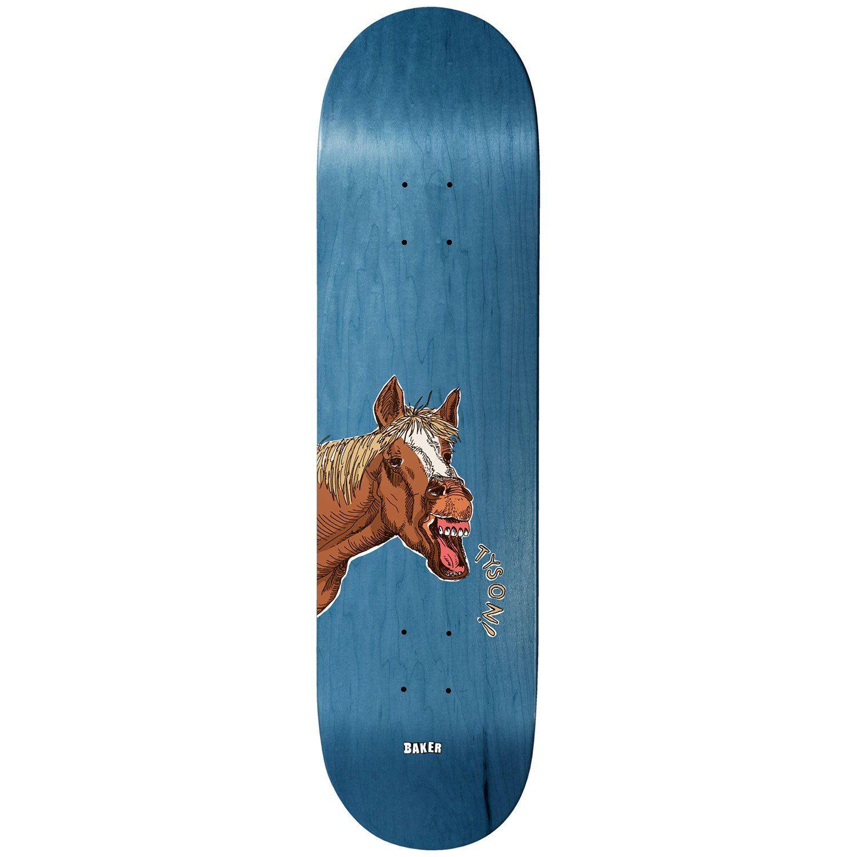 Baker Tp Animals 8 25 Skateboard Deck Skateboard Skateboard