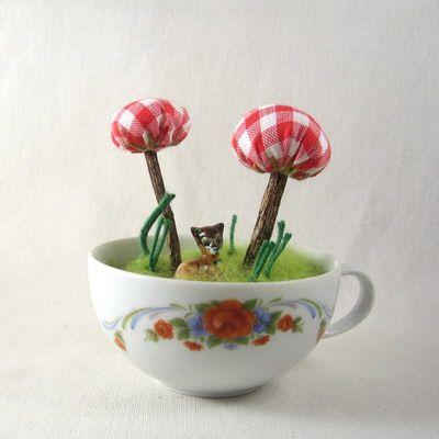 toadstool teacup