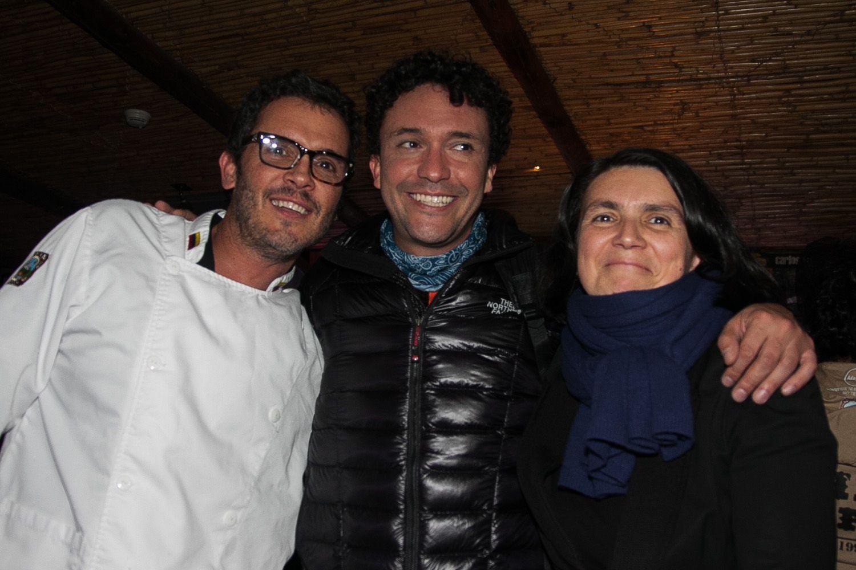 El lanzamiento del sencillo ¨ Celebro ¨ de Fonseca, reunió al elenco de La Voz Colombia y a todos sus fanáticos en Gaira Café Cumbia House. Vea más fotos en http://ow.ly/fwxmX