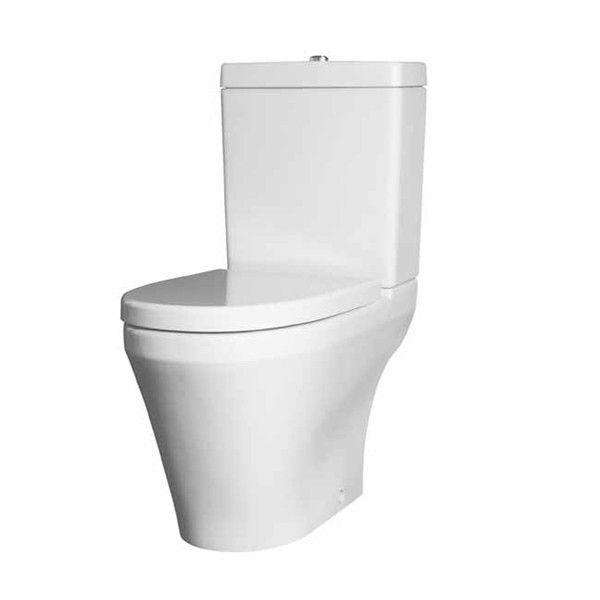 Premier Semi Back To Wall Close D Toilet Small Toilets Bathroom