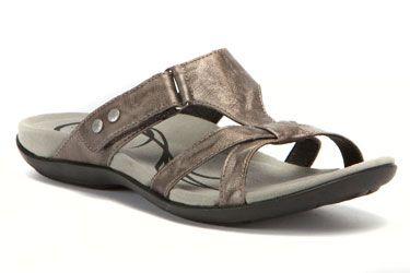 35d3ba7ecc8 ABEO Leucadia Neutral Pewter.... Best sandal flip flop Ihave found for my  plantar fascitis.