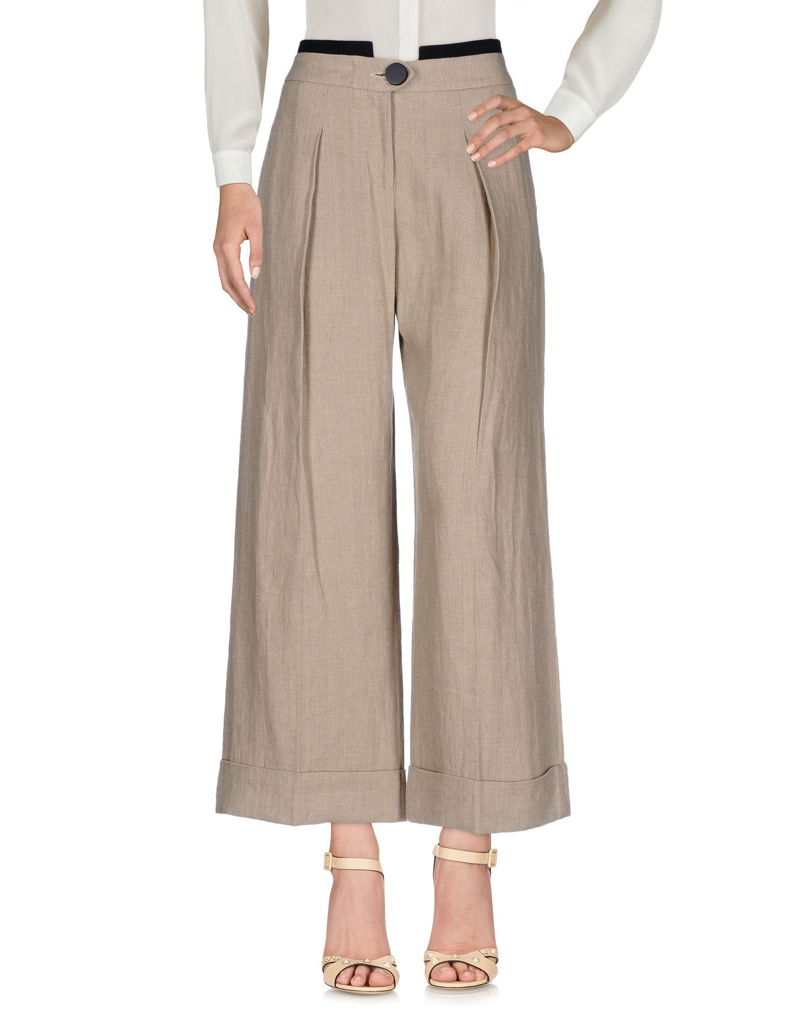 Tara Jarmon In Sand ModeSens Women pants casual, Tara