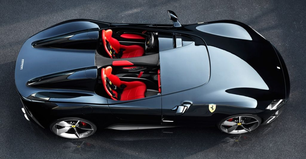 Ferrari S Monza Cars Mix Its Most Powerful Engine With 1950s Cool