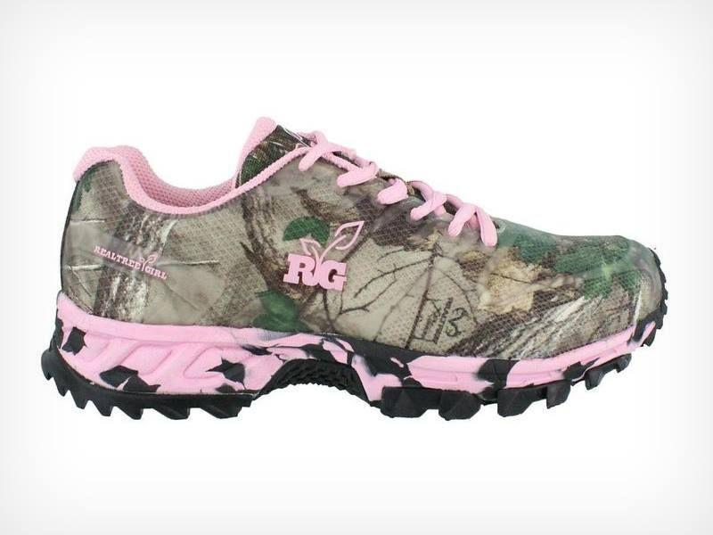 Realtree girl, Camo shoes