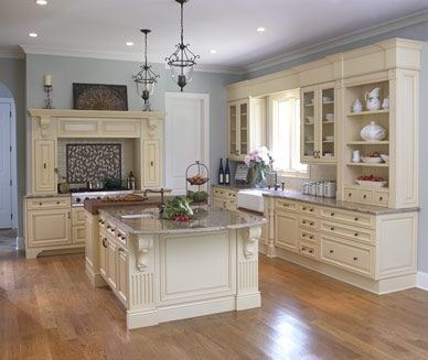 Chapel Hill, NC Kitchen Design   Luxury Kitchen With Furniture Details