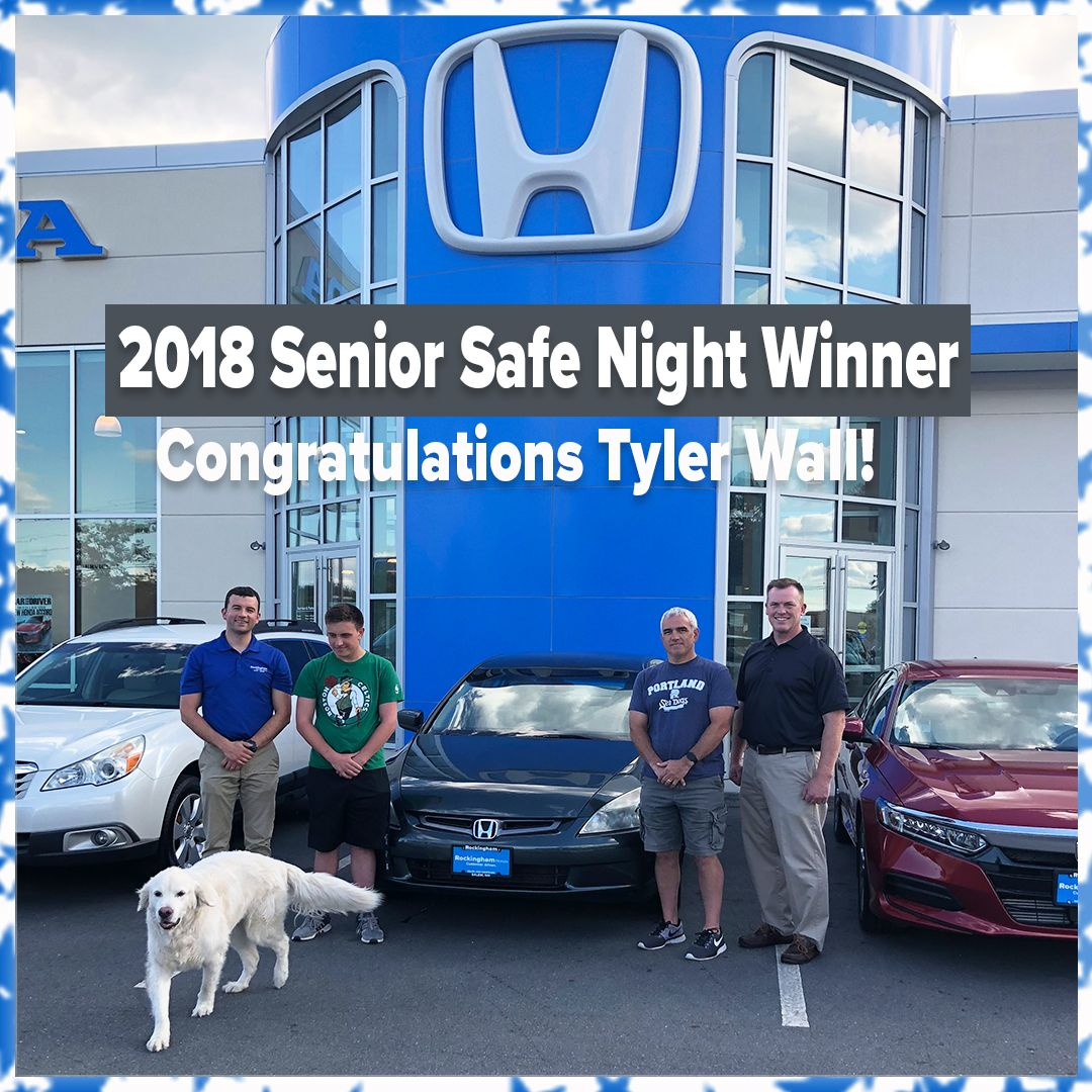 Senior Safe Night In Salem New Hampshire Rockingham Honda