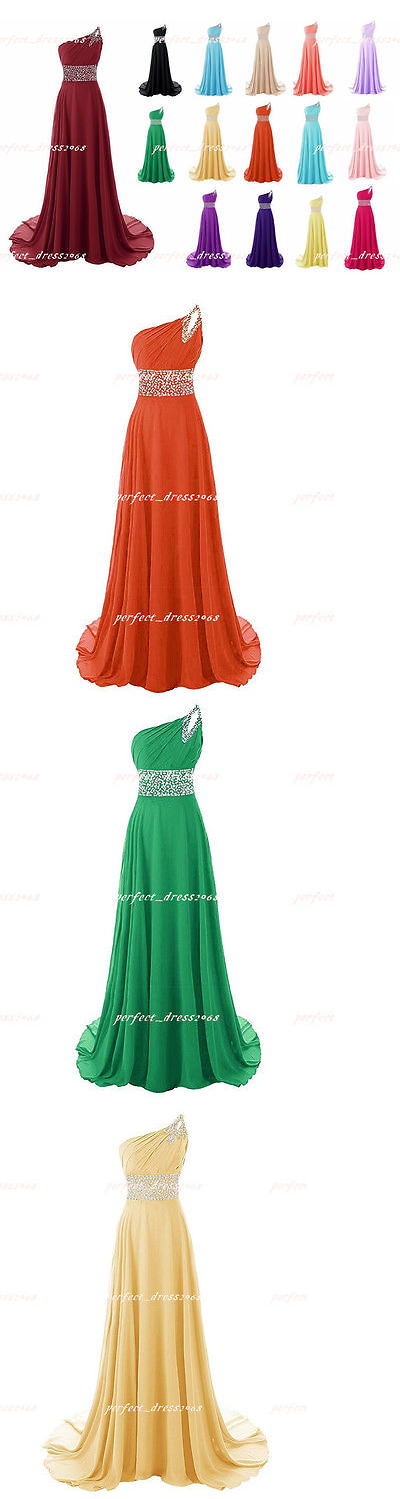 Bridesmaids and Formal Dresses 175633: New Long Chiffon Prom Dresses ...