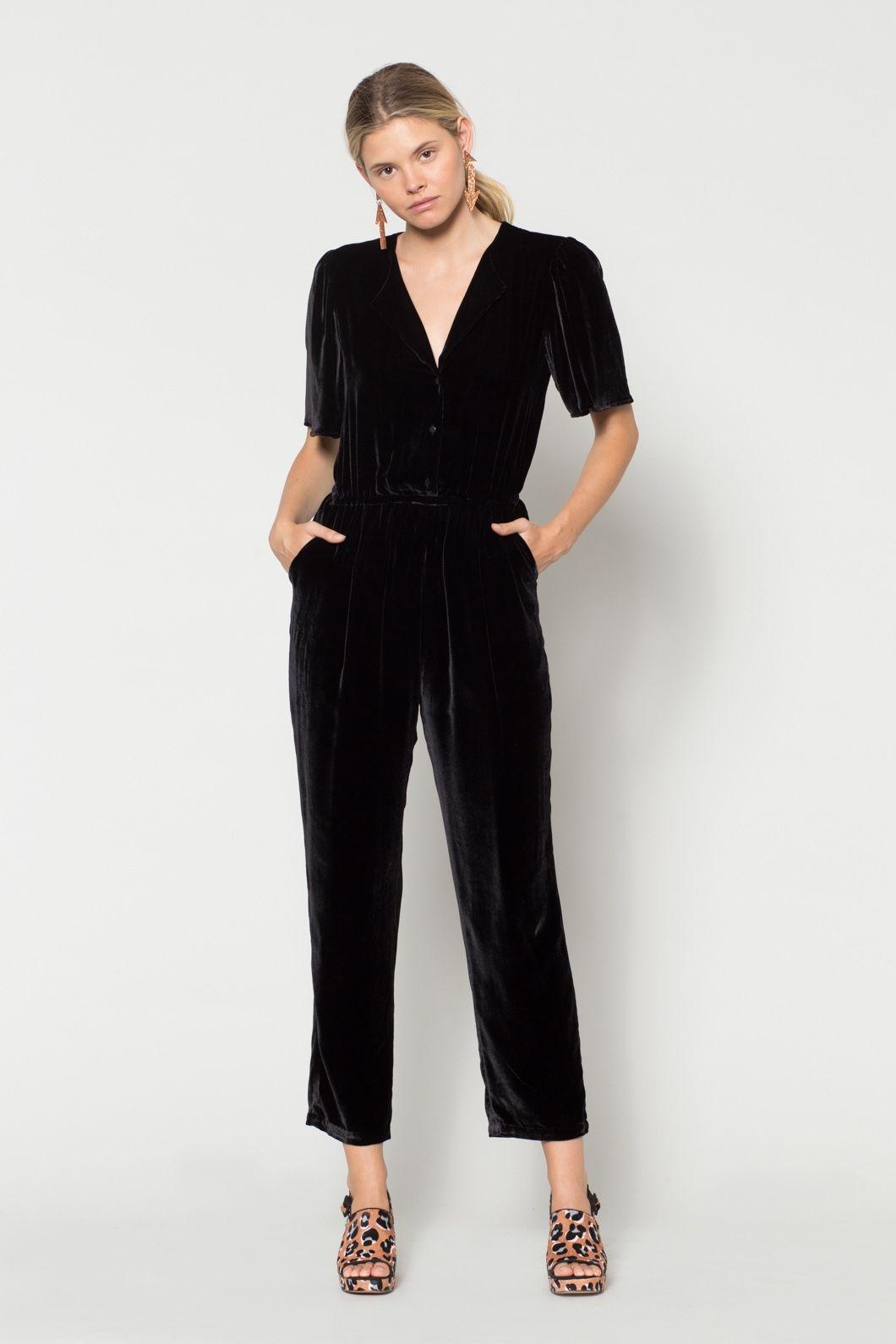 1a9d6a8e7be Gorman Online    Velvet Pantsuit - New Arrivals