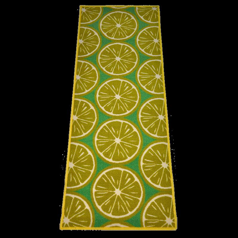 Alfombra cocina citricos alfombra de cocina acrilica - Alfombra de cocina ...