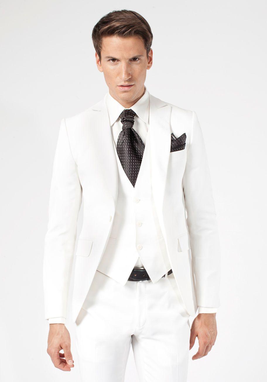 costume 3 pi ces ivoire jean de sey costumes de mariage pour homme et accessoires mari. Black Bedroom Furniture Sets. Home Design Ideas