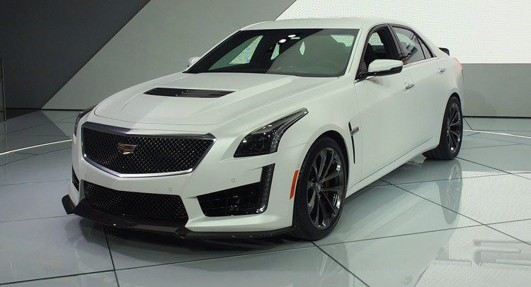 2017 Cadillac CTS Coupe Specs Redesign car