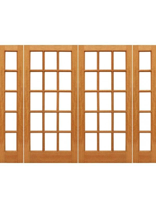 Pin On Interior Door Combination Units