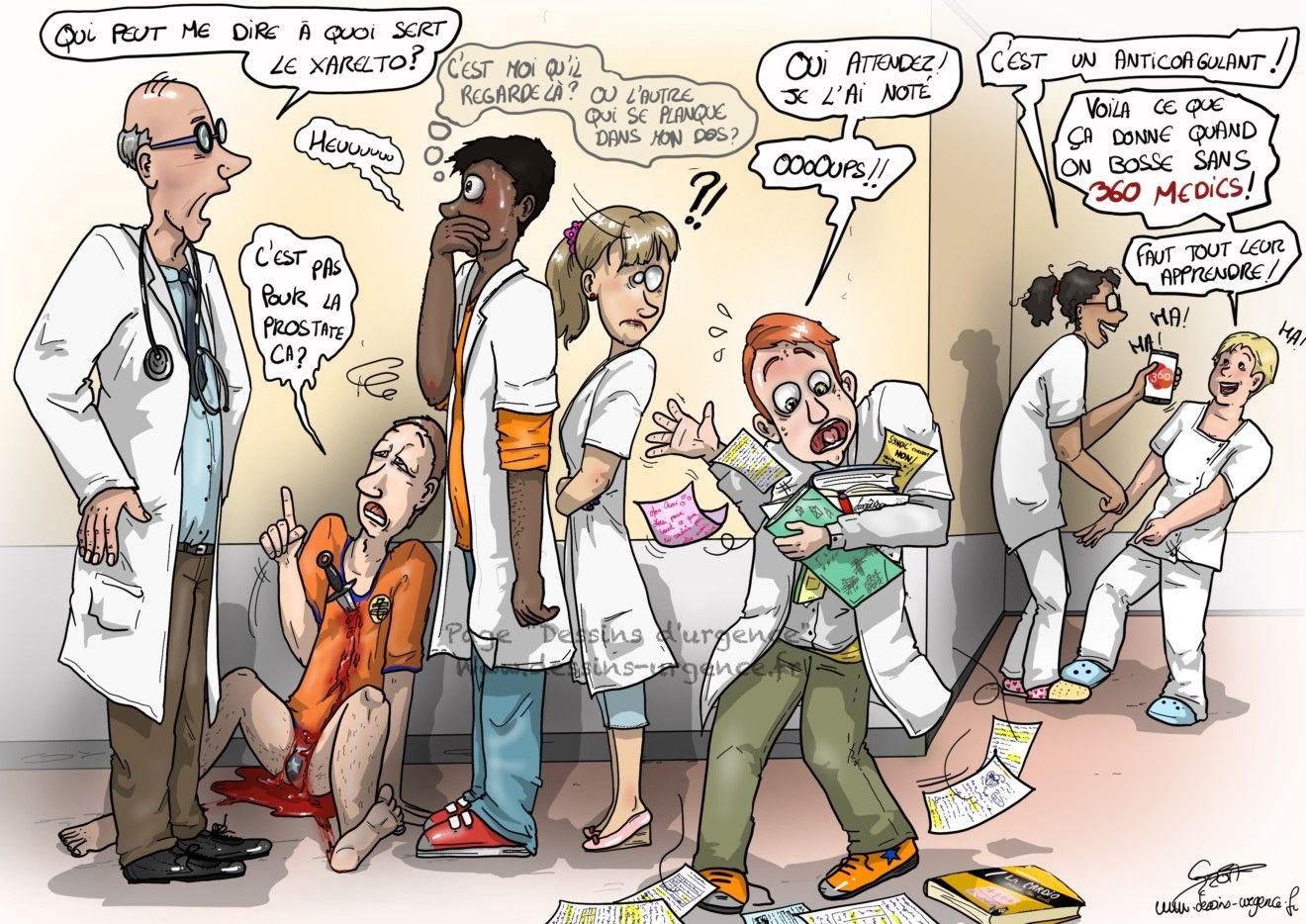 360 Medics X Dessin D Urgence Pour Eviter Ce Genre De Situation En Stage A L Hopital Clique Sur L Imag Blague Infirmiere Humour Infirmiere Infirmiere Humour