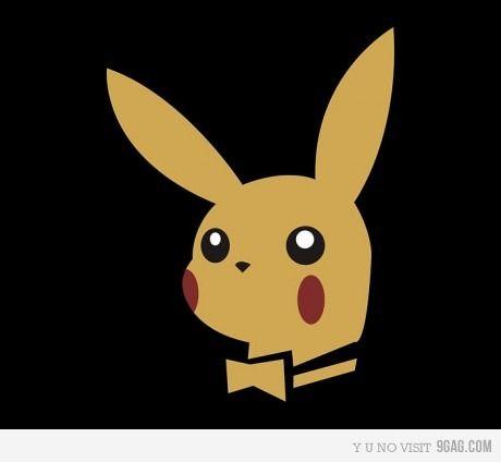 Pikachu Playboy