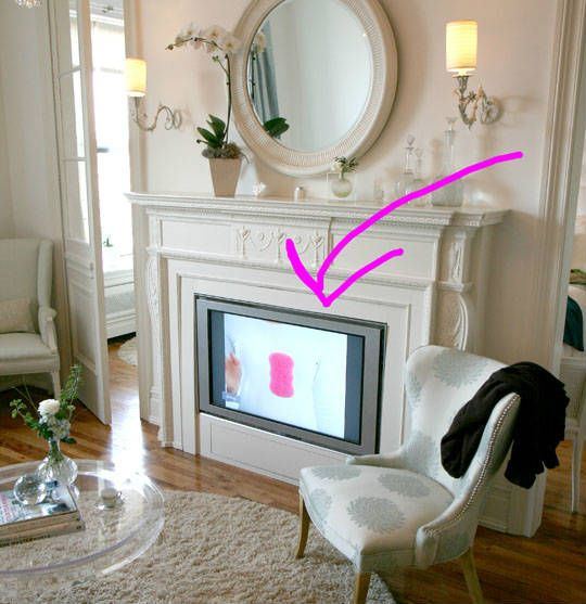 Unused Fireplace unused fireplace decorating ideas | 15 crafty ways to disguise a