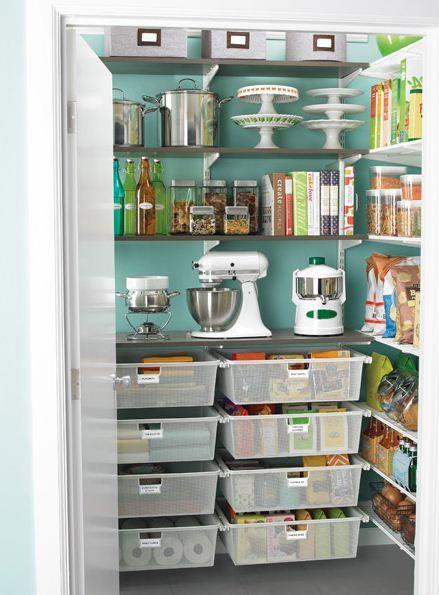 In Love With This Storage Space Rangement Cuisine Rangement Maison Rangement Cellier