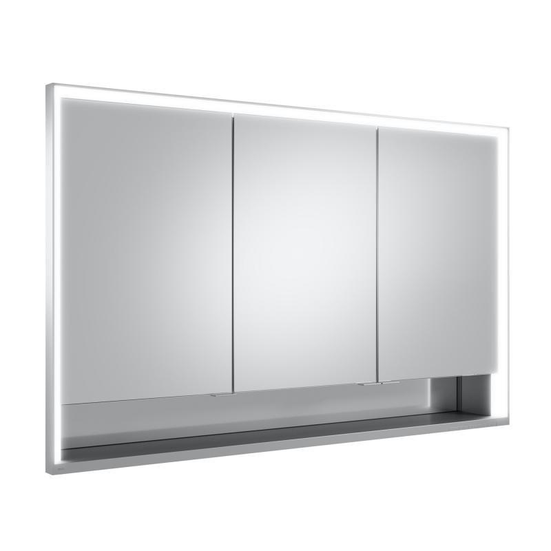Keuco Royal Lumos Unterputz Spiegelschrank Mit Led Beleuchtung Mit
