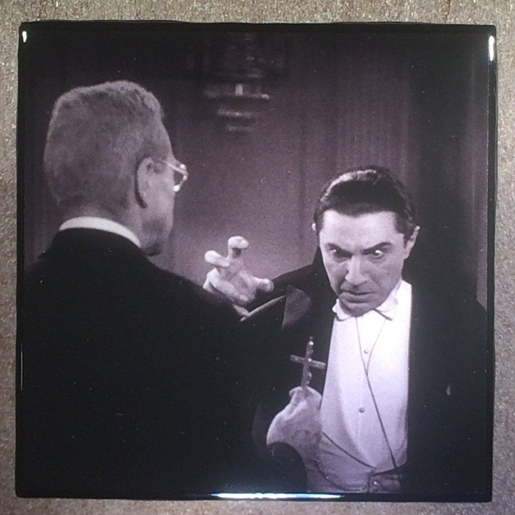 Dracula universal pictures movie monsters halloween ceramic tile dracula universal pictures movie monsters halloween ceramic tile coaster dailygadgetfo Image collections