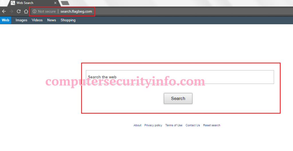 Search flagbeg com, computer security info, computersecurityinfo