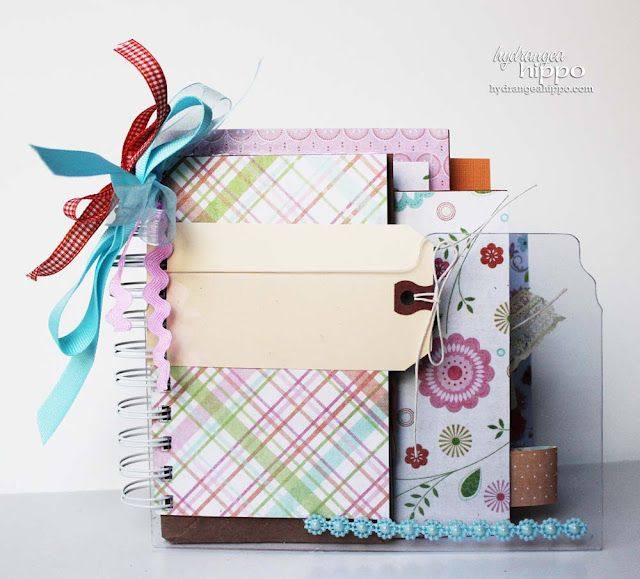Mini Albums, Scrapbook