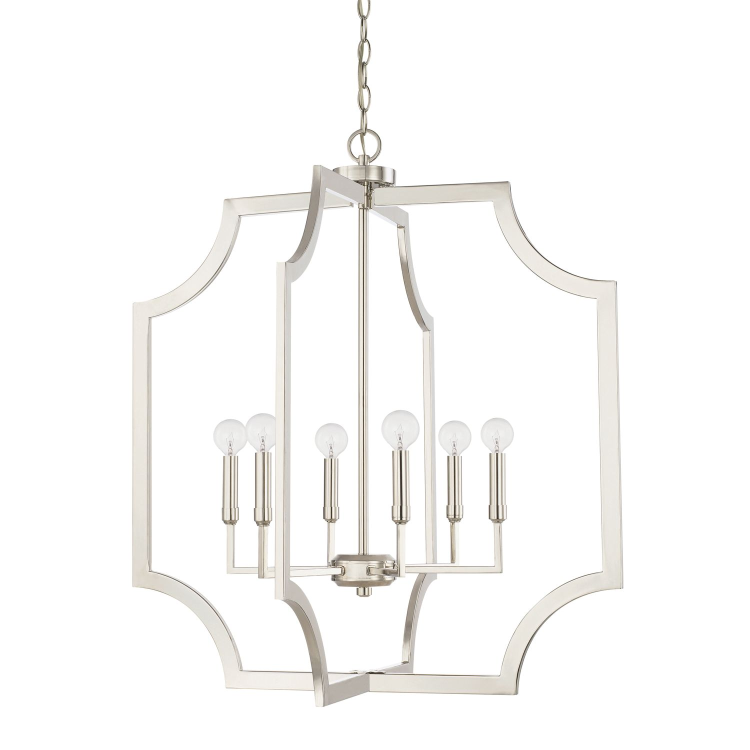 6 Light Foyer Capital Lighting Fixture Company