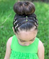 Braided Hairstyle With Top Bun - Martha Home Bun - Hair Beauty