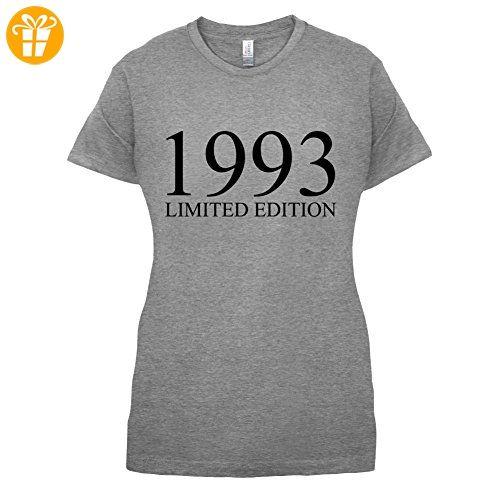 1993 Limierte Auflage / Limited Edition - 24. Geburtstag - Damen T-Shirt -