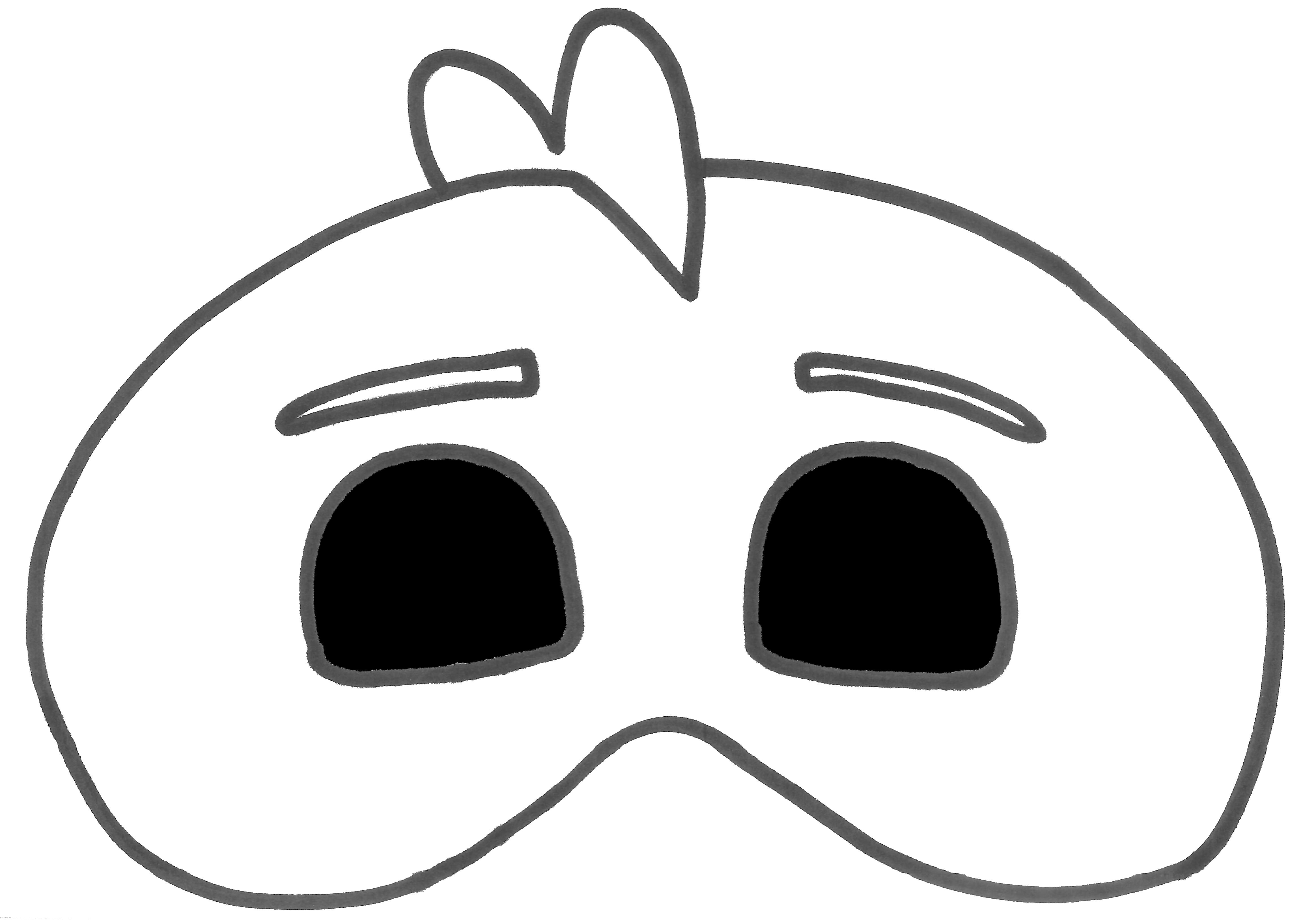Printable Gekko Mask With Transparent Background Idee Per Il Compleanno Modello Di Fiore Maschere